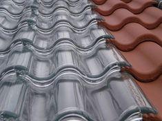 Tejas solares de vidrio. Generar energía solar térmica