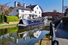 Bridgewater Canal at Lymm - Gemma Howarth Rymill