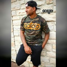 Pick up our GO(O)D camo tee and matching shorts today! Visit www.GoodCoApparel.com #iKeepGoodCo