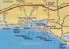 We lived in Niceville and vacationed in Destin and Seagrove :) Destin Florida, Destin Beach, Florida Vacation, Florida Travel, Florida Beaches, Vacation Trips, Vacation Spots, Vacation Rentals, Seagrove Florida