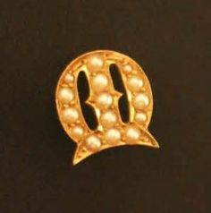 mills college pearl m pin - Bing Images