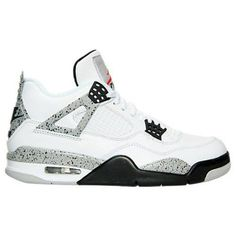 - Release Date: Feb 13th, 2016 - Product Code: 840606 192 The Jordan 4 Cement (white/fire red-black-tech grey) will be releasing for the 4th time. Originally appearing in 1989, they retroed again in 1