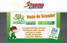 Amici della Scuola: STRACITTADINE Padova Marathon - CORRI E FAI VINCER...