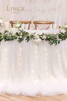 Diy Wedding, Rustic Wedding, Wedding Flowers, Dream Wedding, Wedding Day, Romantic Wedding Decor, All White Wedding, Wedding Dresses, Wedding Cakes