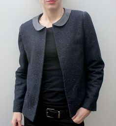 Patron d'une veste femme