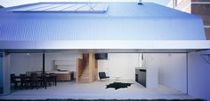 Diverse and Unusual Contemporray Family Crib: Bondi House