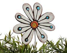 Flor arte del jardín decoración jardín ornamento flor por GVEGA