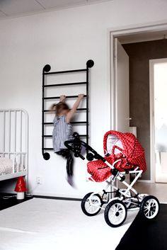 Kids room - Climbing wall - Kotipalapeli