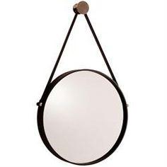 Chamcha Wood Mirror