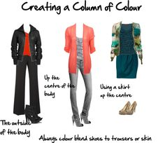 Body Proportions, Colour, look taller - Inside Out Style Fashion Advice, Fashion Outfits, Fashion Trends, Style Fashion, Trending Fashion, Fashion Bloggers, Fashion Fashion, Stylish Outfits, Fashion Ideas