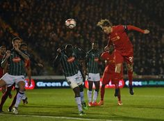 d8c6b51f351 Lucas Leiva s header from Philippe Coutinho s cross set Liverpool on their  way to a third-round replay victory over Plymouth