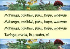 "Maori Resources – Tagged ""Te Reo"" – Page 2 – Blackboard Jungle Preschool Songs, Classroom Activities, Activities For Kids, Preschool Ideas, Classroom Ideas, Songs For Toddlers, Rhymes For Kids, Kids Songs, Proverbs For Kids"