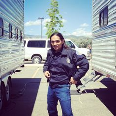 Another #LongmireFamilymember! S4