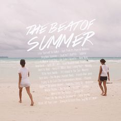 Summer is here and what makes it more fun and exciting? The bunch of good vibes summer music! Weezer, Daft Punk, Summer Is Here, Manila, Mixtape, Good Vibes, Madonna, More Fun, Beats