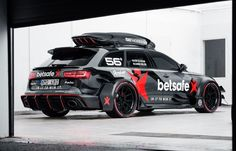 Audi RS 6 - owned by Jon Olsson