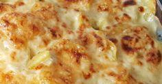Schnelles Kartoffelgratin, ein Rezept der Kategorie sonstige Hauptgerichte. Mehr Thermomix ® Rezepte auf www.rezeptwelt.de
