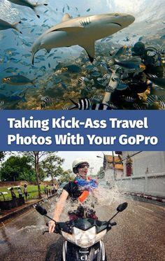 GoPro cameras have revolutionized the photography & video world. Here are several tips to help you get the most out of this amazing camera.
