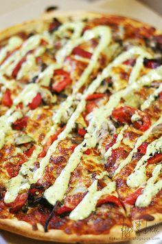 Gourmet Pizza