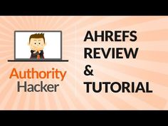 Ahrefs Review, Overview & Tutorial - YouTube Ruby On Rails, How To Become, How To Get, Young Entrepreneurs, Competitor Analysis, Wordpress Plugins, Coding, Author