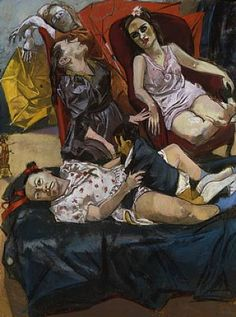 View Broken promises by Paula Rego on artnet. Browse upcoming and past auction lots by Paula Rego. Paula Rego Art, Art Painting, Contemporary Modern Art, Drawings, Painting, Artwork, Canvas Art, Feminist Art, Unusual Art