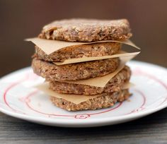 Make Your Own Blissful Banana Vegan Dog Biscuits | Healthy Slow Cooking
