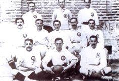 6 maart 1902 - Real Madrid wordt opgericht