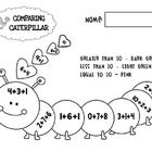 This little activity is to help students review how to compare numbers using greater than, less than, and equal to.  It's also an excellent way to ...