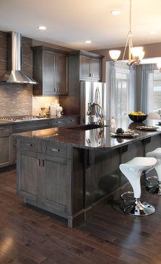 37 High End Dark Wood Kitchens Photos Dark Wood Cabinets