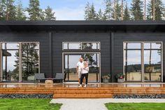 Steel Frame, House Plans, Garage Doors, Exterior, Outdoor Decor, Resorts, Home Decor, Little Cottages, Cabin