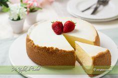 New York Cheesecake ricetta originale americana. Facile da preparare, un dolce fresco e adatto per ogni stagione. Ideale per feste e per occasioni speciali