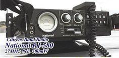 Japan CB Radio 8-ch 500mw