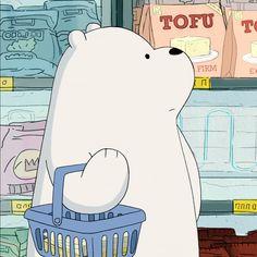 Cute Pink Aesthetic Cartoon Source by Ice Bear We Bare Bears, We Bear, Bear Wallpaper, Cartoon Wallpaper, Pink Wallpaper, We Bare Bears Wallpapers, Cute Wallpapers, Vintage Cartoon, Cute Cartoon