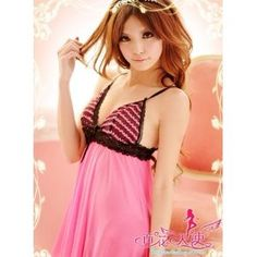 Succubus Sleepwear Woman Pink Lingerie Teddy Sexy Babydoll Nighties Cute Nightwear Small Medium --- http://www.amazon.com/Succubus-Sleepwear-Lingerie-Babydoll-Nightwear/dp/B008NYDAMK/?tag=zaheerbabarco-20