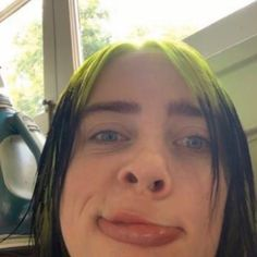 Likes, 27 Comments - anna Billie Eilish, Cute Imagines, Favorite Person, Funny Faces, My Idol, Anna, Celebs, My Love, Instagram