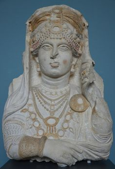 The ancient people of Palmyra, Syria - Ancient History et cetera