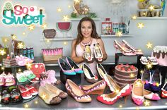 How to REVAMP SHOES | HANDBAGS | PIN-UP STYLE SWEET INSPIRATION