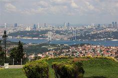 Camlica Hill,Istanbul, Turkey