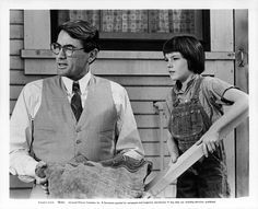 To Kill a Mockingbird (1962) | 31 Black And White Movies Every 20-Something Needs To See :: Movie Snob Moment:  I'm proud to say I have seen most of these movies. In fact, I have some of them on DVD, if anyone's interested! ::