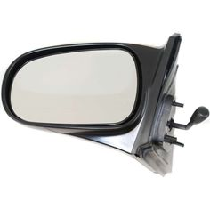 OE Replacement  CIVIC 96-00 MIRROR LH, Manual; Coupe/Hatchback HO1320122 #KoolVue