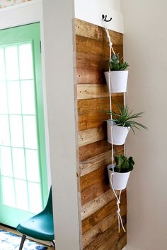 3 Tier Indoor Rope Planter