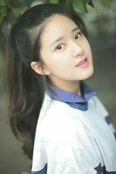Cute Young Girl, Cute Girls, Petty Girl, Beautiful Chinese Girl, Cute Photography, Chinese Actress, K Idol, Girl Face, Ulzzang Girl