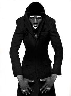 """The Sitting""  Carbon Copy #11  Kone Sindou @ RED  by Matthew Pandolfe  Styling: Torian Lewin"