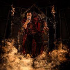 Suzy Johnston + Associates   Benjamin Von Wong #vonwong #pyrotechnics #antoniorestivo #specialeffects #fire #throne