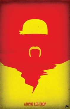WWF Minimalist Posters 02