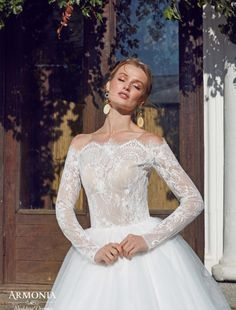 Trouwjurk Assol Lanesta Armonia - Honeymoon shop Lace Wedding Dress, Wedding Dresses, Vintage Style Dresses, Mermaid Wedding, Fashion Dresses, Vintage Fashion, Shopping, Tulle, Bridal Dresses
