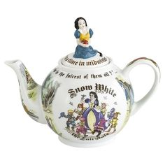 I pinned this Snow White 48 oz Teapot from the Cardew Design event at Joss & Main!