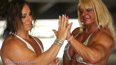 Annie Rivieccio & Maryse Manios
