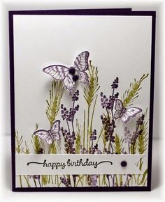 butterfly card by Becky... (change sentiment)