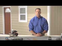 How does one install SmartSide siding installation?