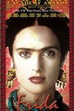 Frida: A biography of artist Frida Kahlo, who channeled the pain of a crippling injury and her tempestuous marriage into her work.  Well written and scripted movie. Salma Hayek at her best!